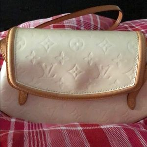 Cream color LV